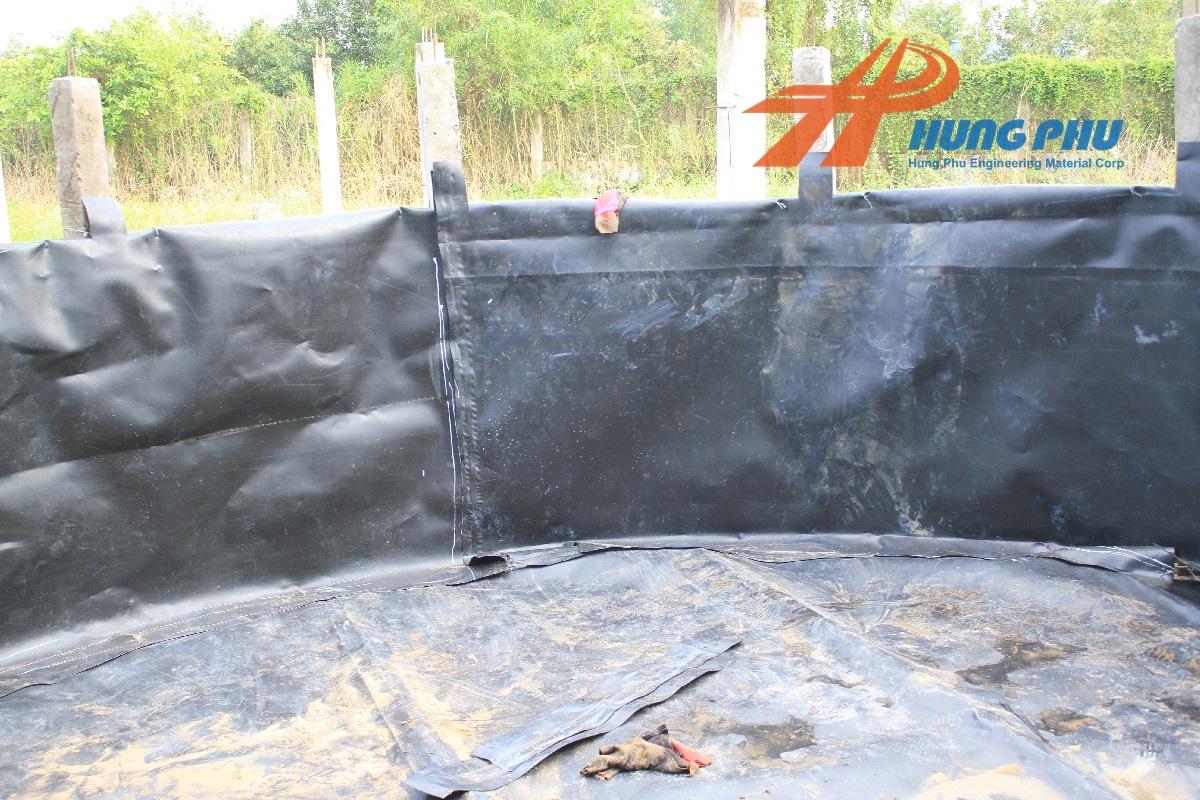 12 giá trị của màng HDPE cho giải pháp xây hồ nổi trong nuôi trồng thủy sản