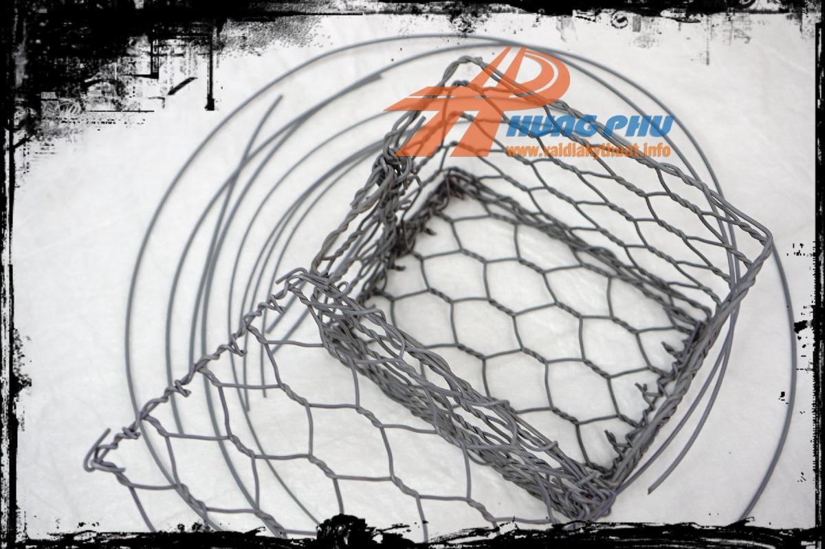 Báo giá rọ đá - Thảm đá Hưng Phú ® theo quy cách thông dụng