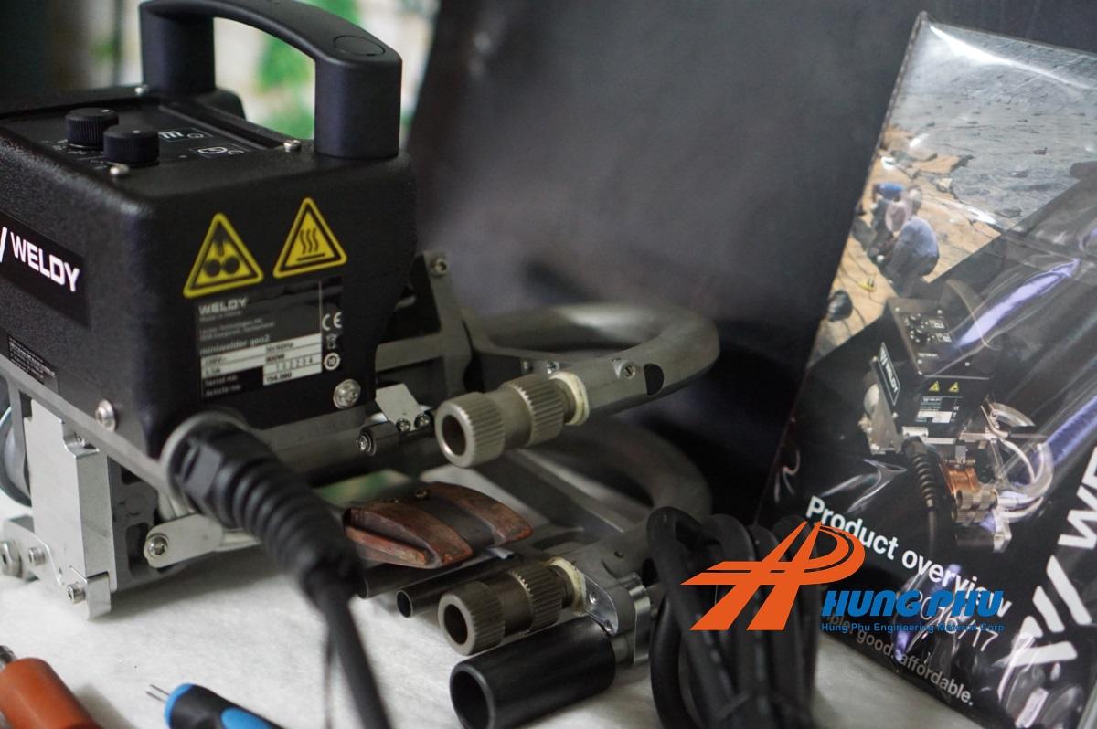 03 cách chọn mua máy hàn bạt HDPE cho các giải pháp thi công hàn màng chống thấm HDPE